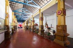 Munneswaram temple, Sri Lanka. CHILAW, SRI LANKA - FEBRUARY 09, 2017: Munneswaram temple is an important regional Hindu temple complex in Sri Lanka Royalty Free Stock Photo