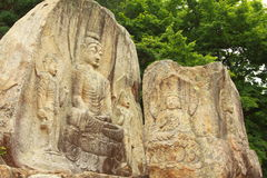 Chilburam, Gyeongju Stock Afbeeldingen