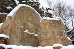 Chilburam, Gyeongju Immagini Stock Libere da Diritti