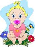 Child royalty free illustration