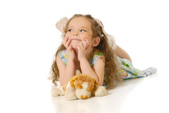 The child Stock Images