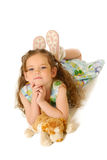 The child Royalty Free Stock Photos