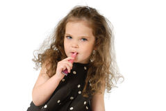 The child stock image