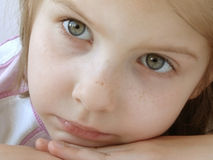 Child 4 Stock Photo