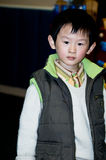 Child. The chinese children 's portraits Stock Images