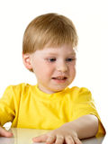 The child Stock Photography