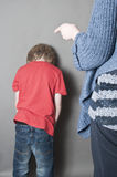 Child abuse Royalty Free Stock Photography