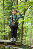 Child adventure Stock Photography