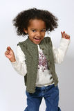 Child African American