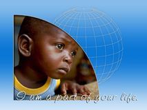 Child, Africans, Africa, Dreams Stock Images