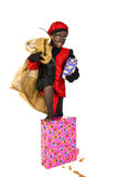 Child als Black Piet Royalty Free Stock Images