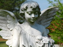 Child Angel Stock Images