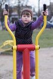 Child athlete Stock Images