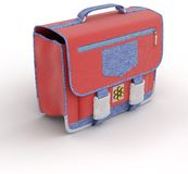 Child bag Royalty Free Stock Photography