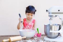 Child bakery Stock Image