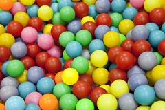 Child balls Royalty Free Stock Image