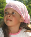 child bandana  Royalty Free Stock Photos