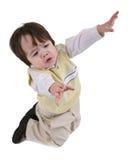 Child begging Royalty Free Stock Image