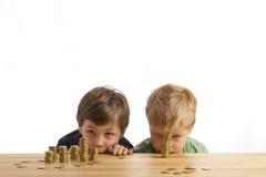Child benefit Stock Photo