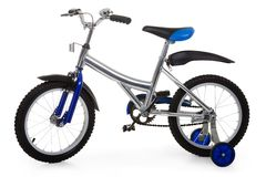 Child bicycle Royalty Free Stock Image
