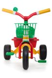 Child bicycle Royalty Free Stock Photography