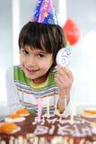 Child birthday Stock Images