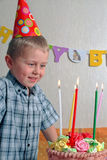 Child birthday Stock Images