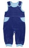 Child bodysuit isolated on white background. Stock Images