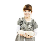 Child with broken arm Royalty Free Stock Images