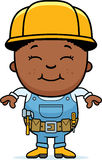 Child Builder Royalty Free Stock Photo