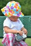 Child Camera Royalty Free Stock Image