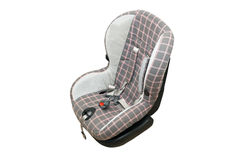 Child car armchair Royalty Free Stock Photography