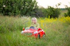 Child car Stock Photography