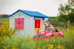 Child car Royalty Free Stock Photo