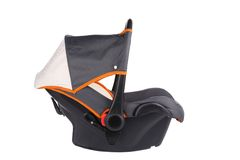 Child car seat. Stock Images