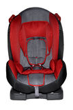 Child car seat and safety Royalty Free Stock Image
