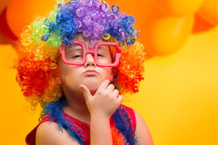 Child Carnival - Brazil Royalty Free Stock Photos