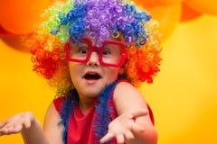 Child Carnival - Brazil Royalty Free Stock Photo