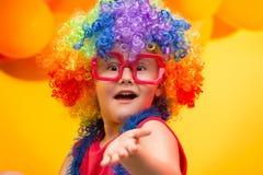 Child Carnival - Brazil Stock Images