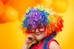Child Carnival - Brazil Royalty Free Stock Photography