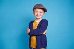 Child in casual-wear Stock Photos