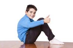 Child celebrating Stock Images