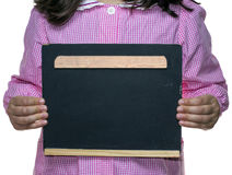 Child Chalkboard Blackboard Royalty Free Stock Photography