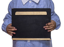 Child Chalkboard Blackboard Stock Photo