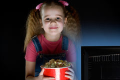 Child channel Royalty Free Stock Photo