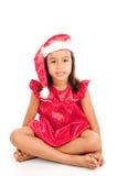 Child Christmas Stock Photo