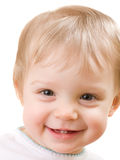 Child close-up portrait Stock Images
