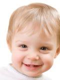 Child close-up portrait Stock Images