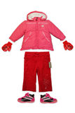 Child clothes Royalty Free Stock Photos