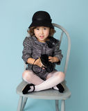 Child Clothing Fashion Stock Photo